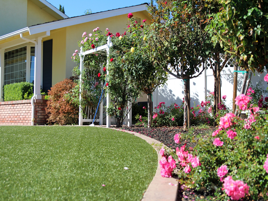 Artificial Grass Installation Hagan Georgia Landscaping Small