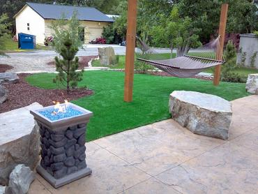 Artificial Grass Photos: Artificial Grass Carpet Pine Mountain, Georgia Lawn And Landscape, Front Yard Landscape Ideas