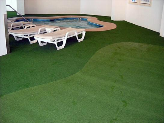 Artificial Grass Photos: Artificial Turf Installation Lyerly, Georgia Landscape Rock, Above Ground Swimming Pool