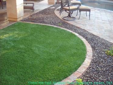 Artificial Grass Photos: Artificial Turf Lookout Mountain, Georgia Landscape Design, Front Yard Ideas
