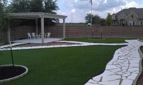 Artificial Grass Photos: Best Artificial Grass Garden City, Georgia Landscape Rock, Backyard Design