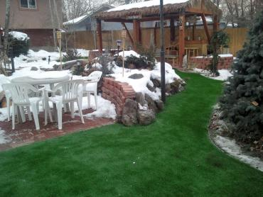 Artificial Grass Photos: Grass Installation Grovetown, Georgia Gardeners, Backyard Landscaping Ideas