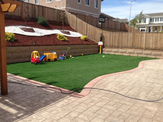 Artificial Grass Photos: Installing Artificial Grass Chickamauga, Georgia Playground Flooring, Small Backyard Ideas