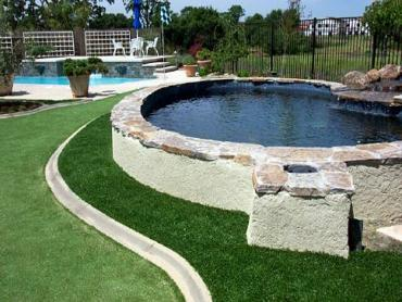 Artificial Grass Photos: Installing Artificial Grass Fort Oglethorpe, Georgia Gardeners, Small Backyard Ideas
