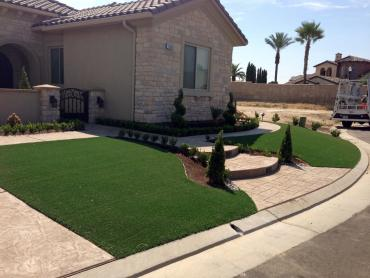 Artificial Grass Photos: Lawn Services Atlanta, Georgia Paver Patio, Small Front Yard Landscaping