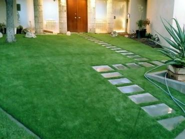 Artificial Grass Photos: Lawn Services Unionville, Georgia Landscaping, Front Yard Design