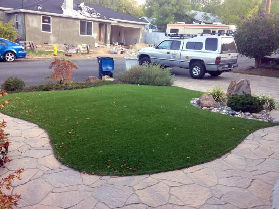 Artificial Grass Photos: Synthetic Grass Cost Rossville, Georgia Landscape Rock, Small Front Yard Landscaping