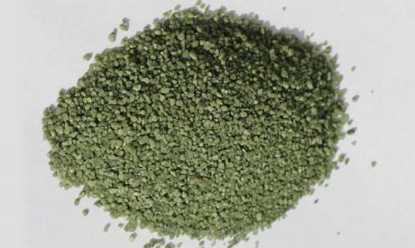 Green Sand synthetic grass tools