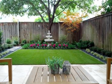 Artificial Grass Photos: Synthetic Lawn Vidalia, Georgia Landscape Design, Backyard Garden Ideas