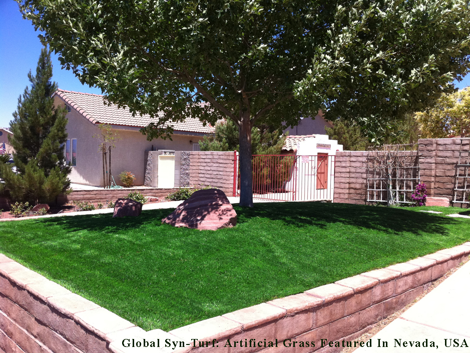 City Front Yard Landscaping Ideas Part - 37: Synthetic Grass Rossville, Georgia City Landscape, Front Yard Landscape  Ideas