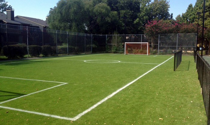 Sports Fields Artificial Grass in Atlanta and Atlanta area